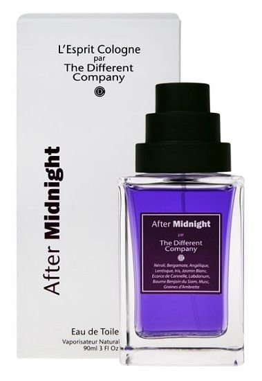 The Different Company L´Esprit Cologne After Midnight EDT 90ml