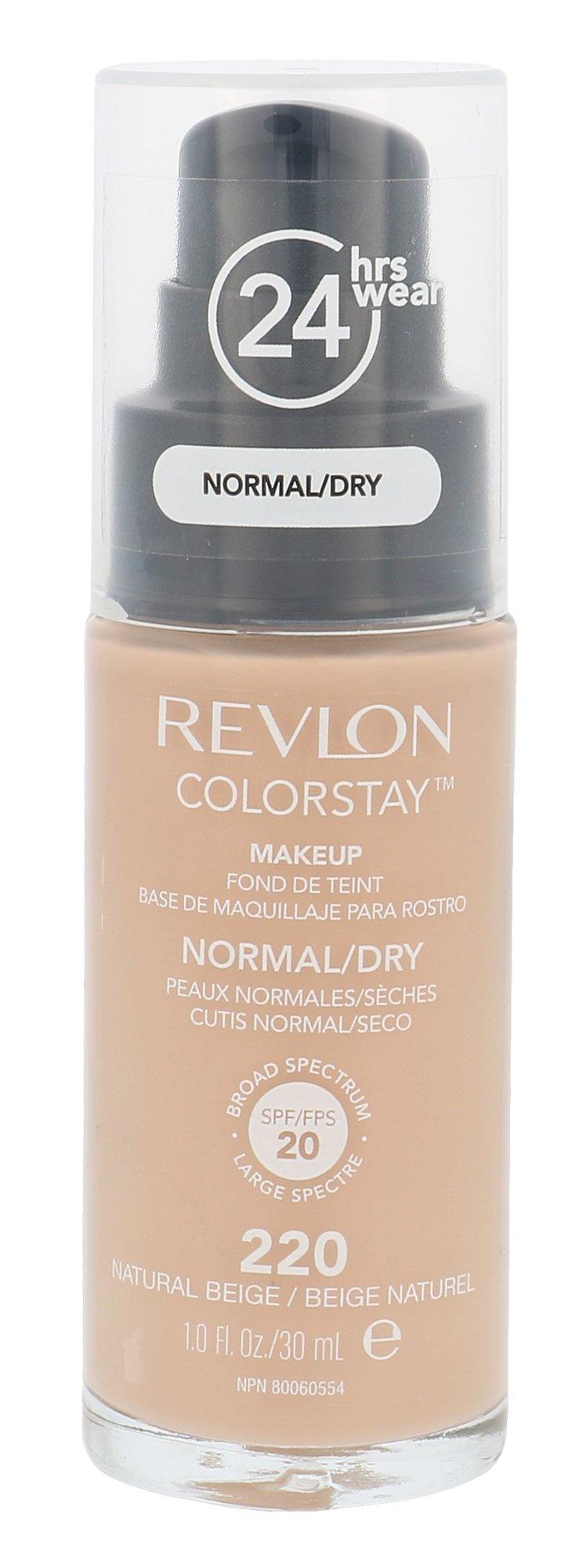 Revlon Colorstay Cosmetic 30ml 220 Natural Beige