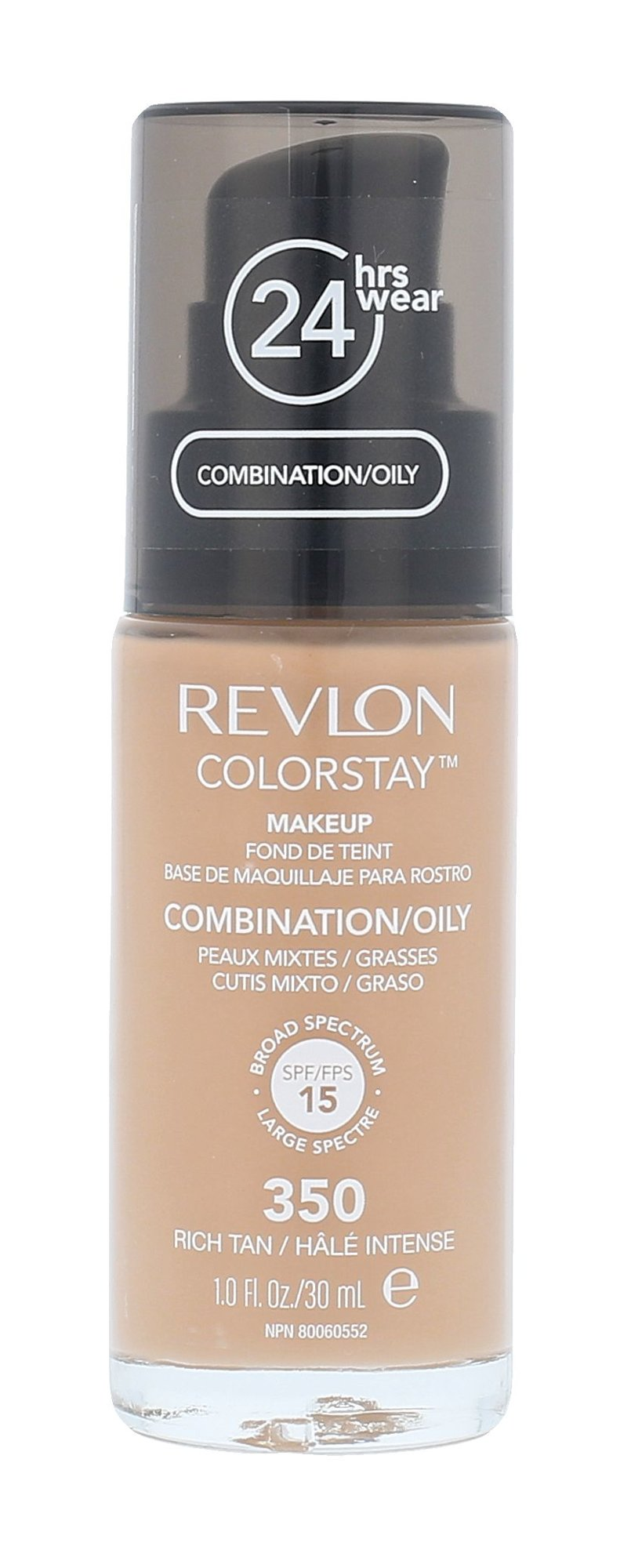 Revlon Colorstay Cosmetic 30ml 350 Rich Tan