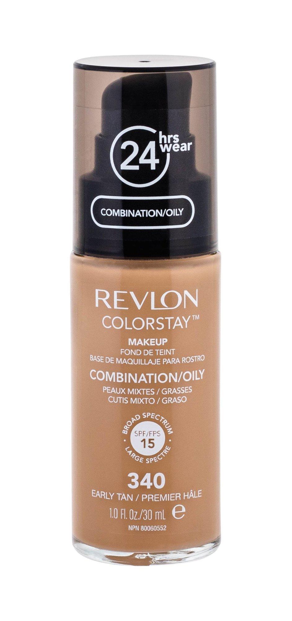 Revlon Colorstay Cosmetic 30ml 340 Early Tan