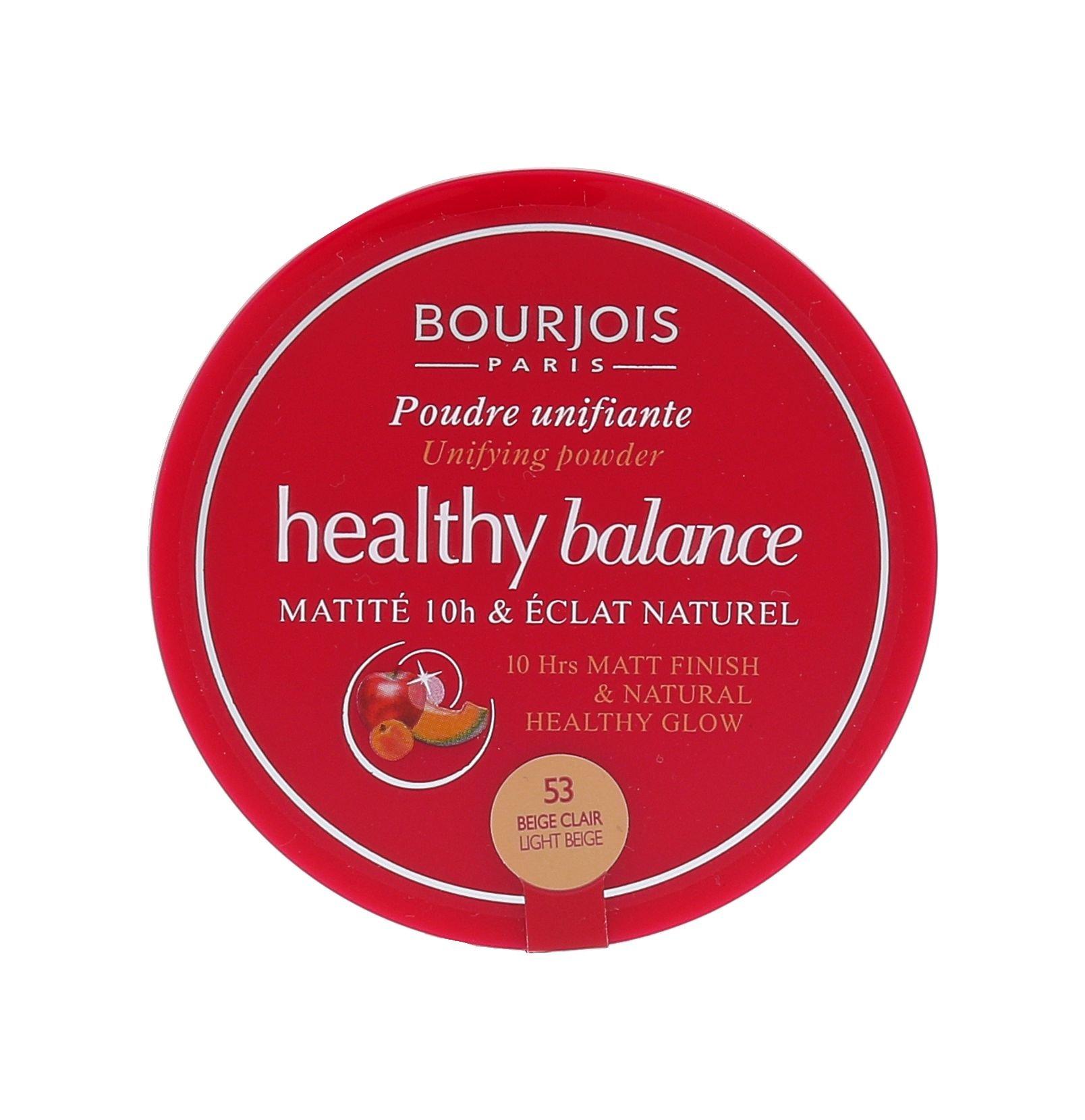 BOURJOIS Paris Healthy Balance Cosmetic 9ml 53 Light Beige