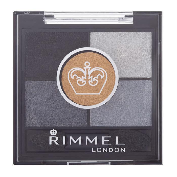 Rimmel London Glam Eyes HD Cosmetic 3,8ml 023 Foggy Grey