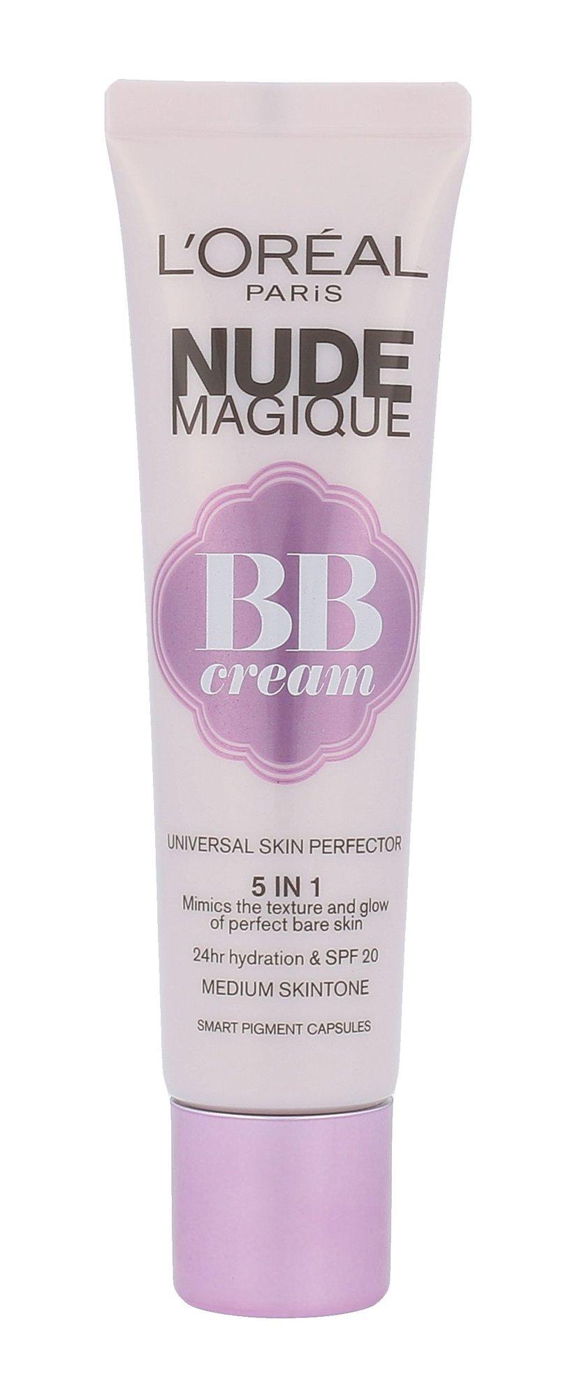 L´Oréal Paris Nude Magique Cosmetic 30ml Medium