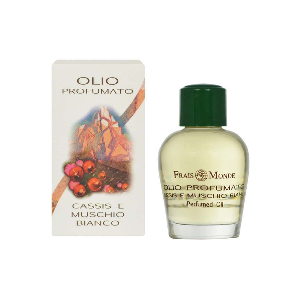 Frais Monde Cassis And White Musk Perfumed oil 12ml