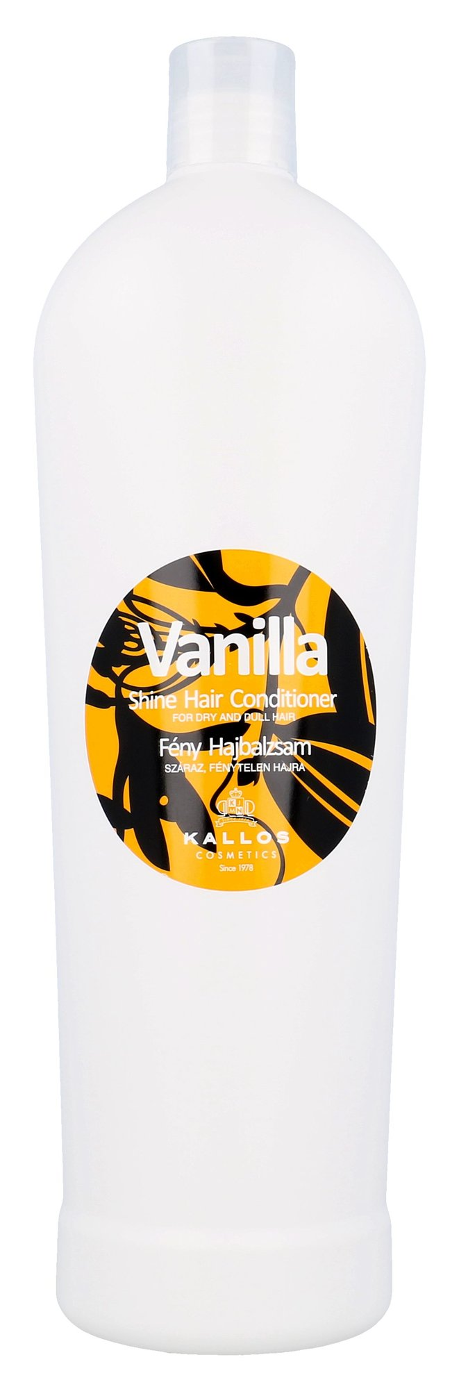 Plaukų kondicionierius Kallos Cosmetics Vanilla