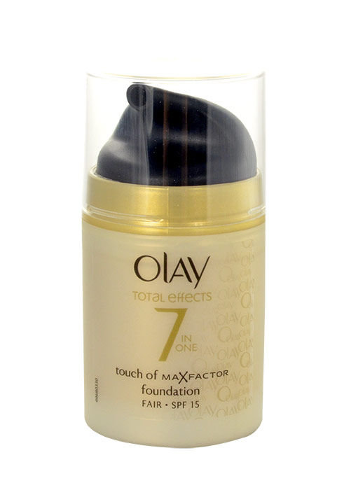 Olay Total Effects Cosmetic 50ml Fair 7-in-1 BB Cream SPF15