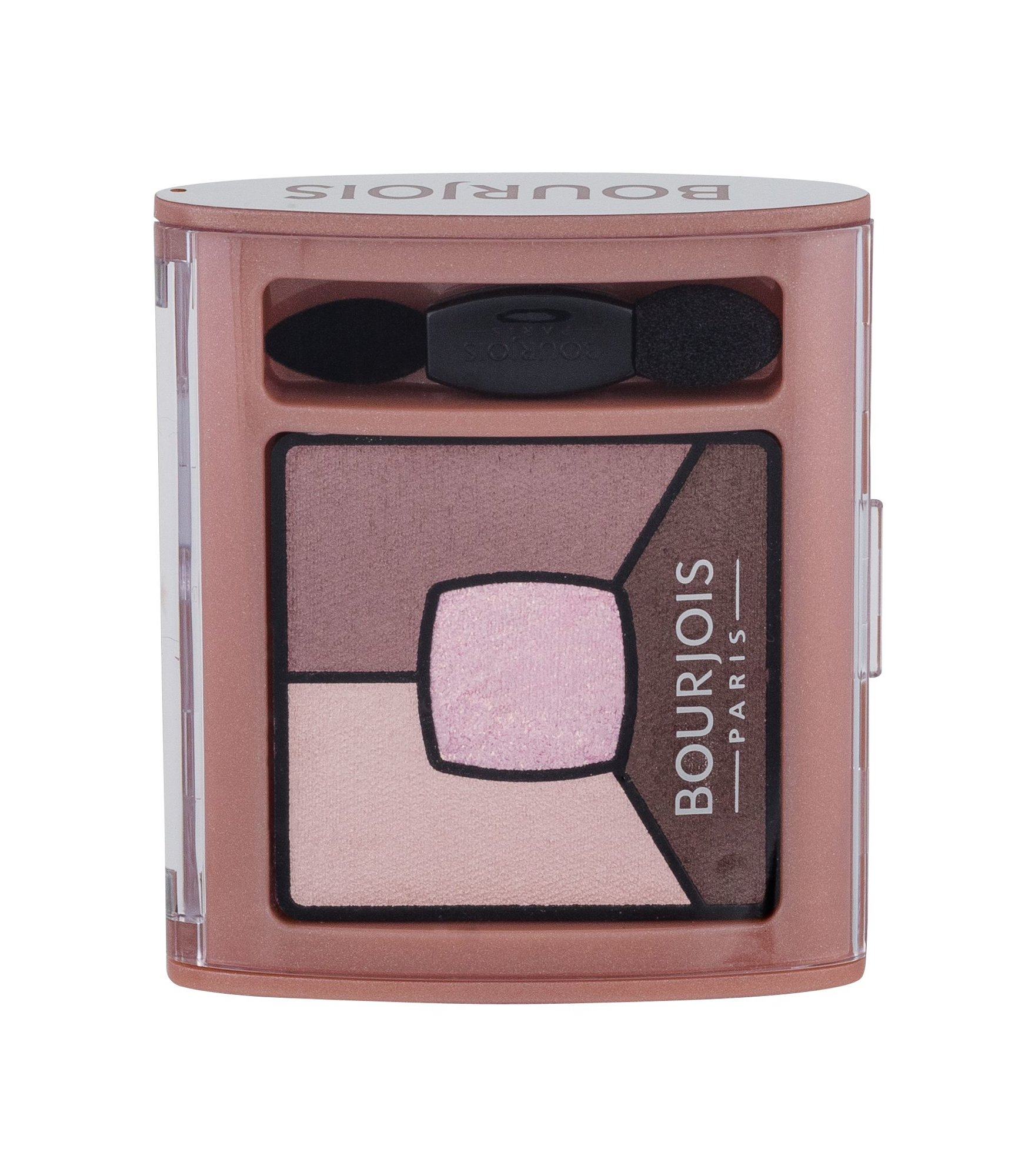 BOURJOIS Paris Smoky Stories Cosmetic 3,2ml 02 Over Rose