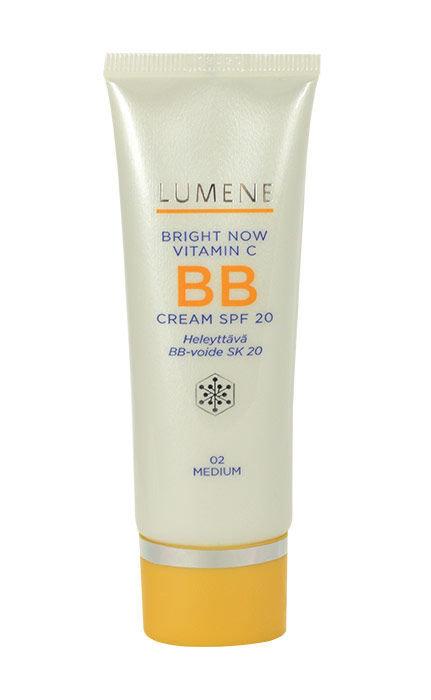 Lumene Bright Now Cosmetic 50ml 01 Light