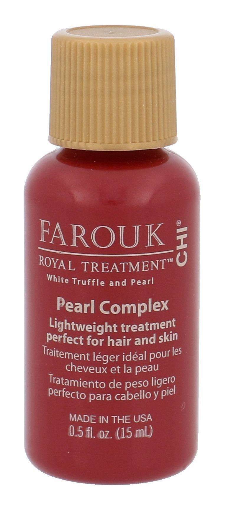 Farouk Systems CHI Royal Treatment Cosmetic 15ml  Pearl Complex