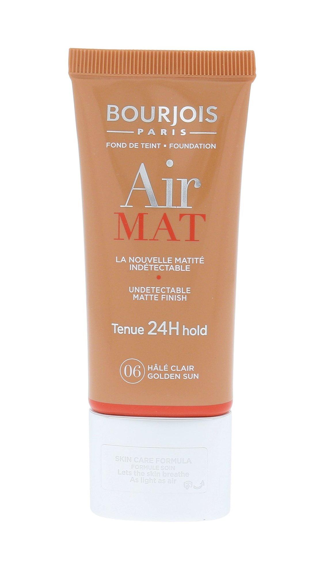 BOURJOIS Paris Air Mat Cosmetic 30ml 06 Golden Sun