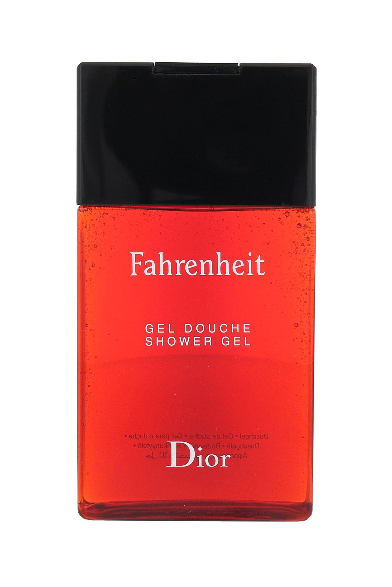 Christian Dior Fahrenheit Shower gel 150ml