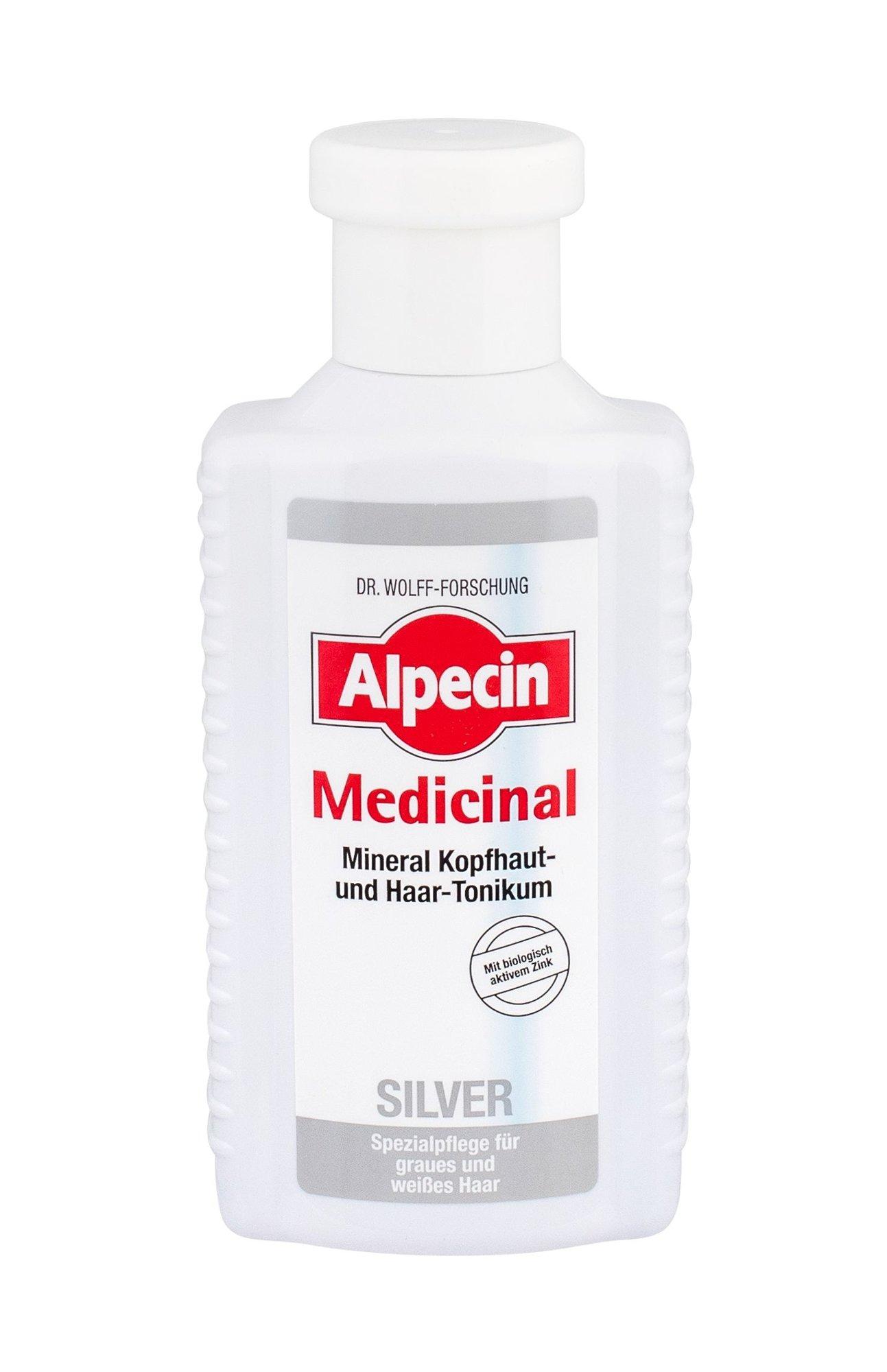 Alpecin Medicinal Silver Cosmetic 200ml