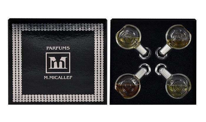 M.Micallef Mini Set 1 EDP 40ml