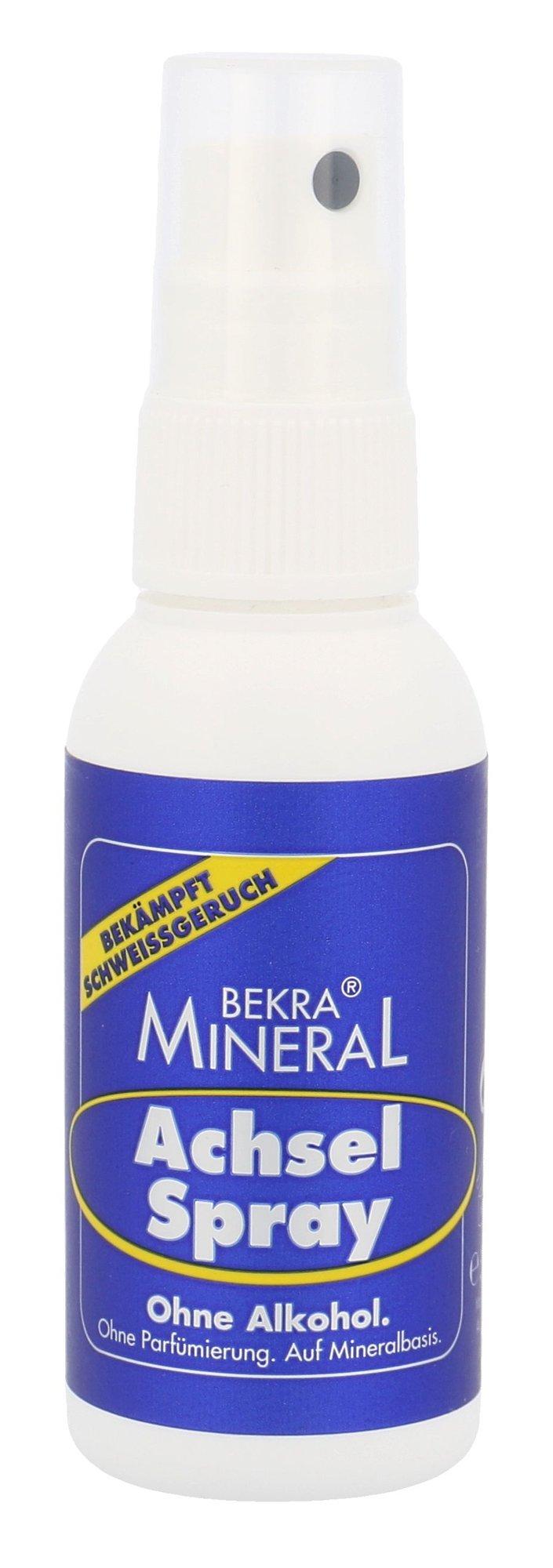 Bekra Mineral Underarm Spray Cosmetic 50ml