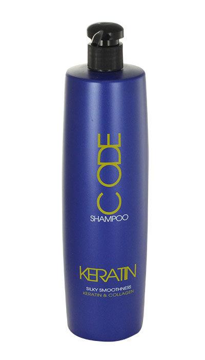 Šampūnas Stapiz Keratin Code