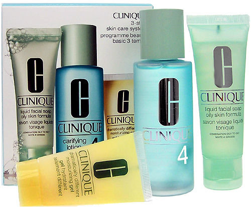 Clinique 3-Step Skin Care 4 Cosmetic 100ml