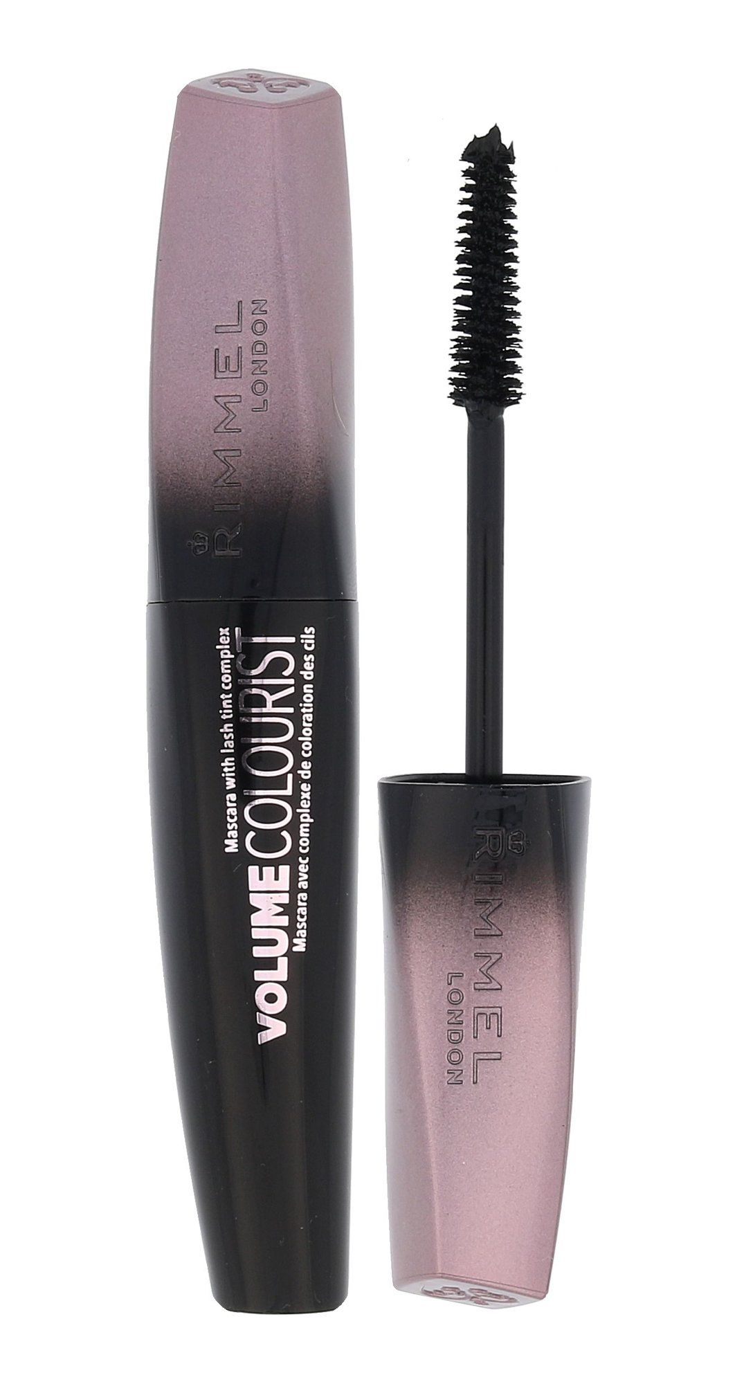 Rimmel London Volume Colourist Cosmetic 11ml 001 Black