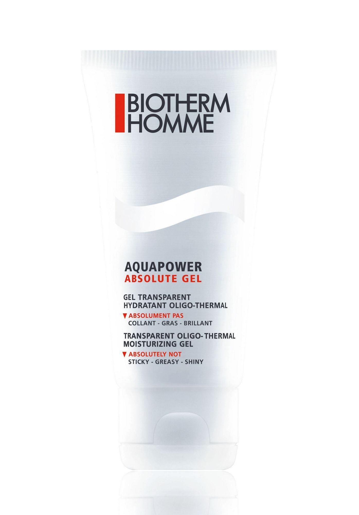 Biotherm Homme Aquapower Cosmetic 100ml  Absolute Gel