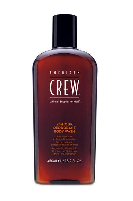 American Crew 24-Hour Cosmetic 450ml  Deodorant Body Wash