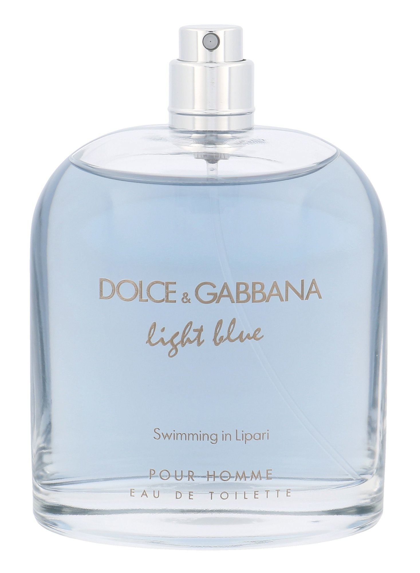 Dolce&Gabbana Light Blue Swimming in Lipari Pour Homme EDT 125ml