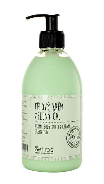 Sefiros Aroma Cosmetic 500ml  Green Tea