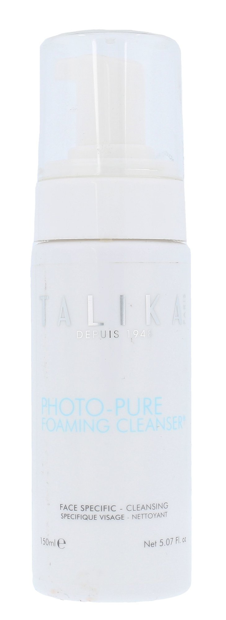 Talika Photo-Pure Foaming Cleanser Cosmetic 150ml
