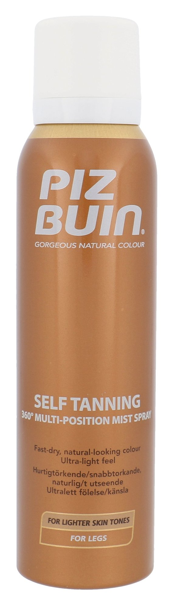 PIZ BUIN Self Tanning Cosmetic 125ml