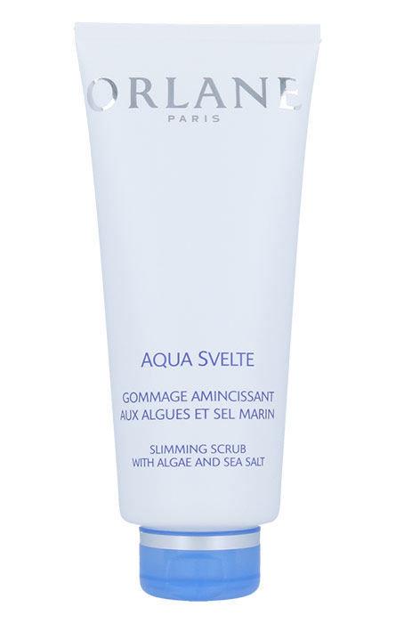 Orlane Body Cosmetic 200ml  Aqua Svelte Slimming Scrub With Algae And Salt