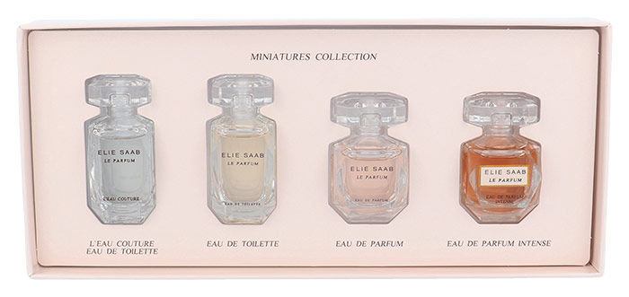Elie Saab Le Parfum Mini set EDP 4x7,5ml