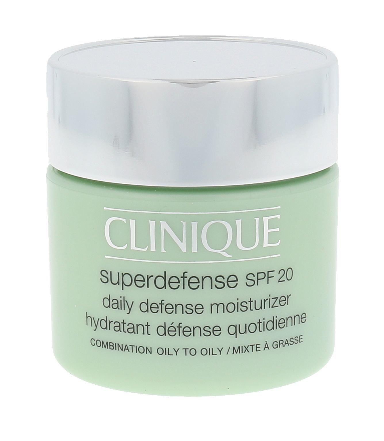 Clinique Superdefense Cosmetic 75ml  Daily Defense Moisturizer
