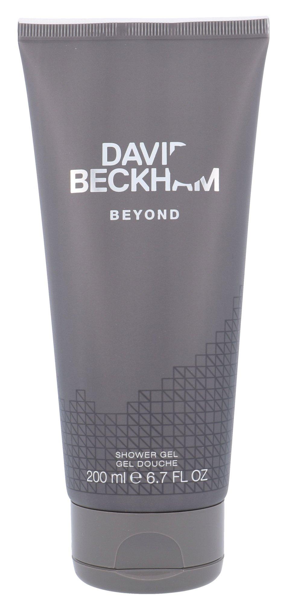 Dušo gelis David Beckham Beyond