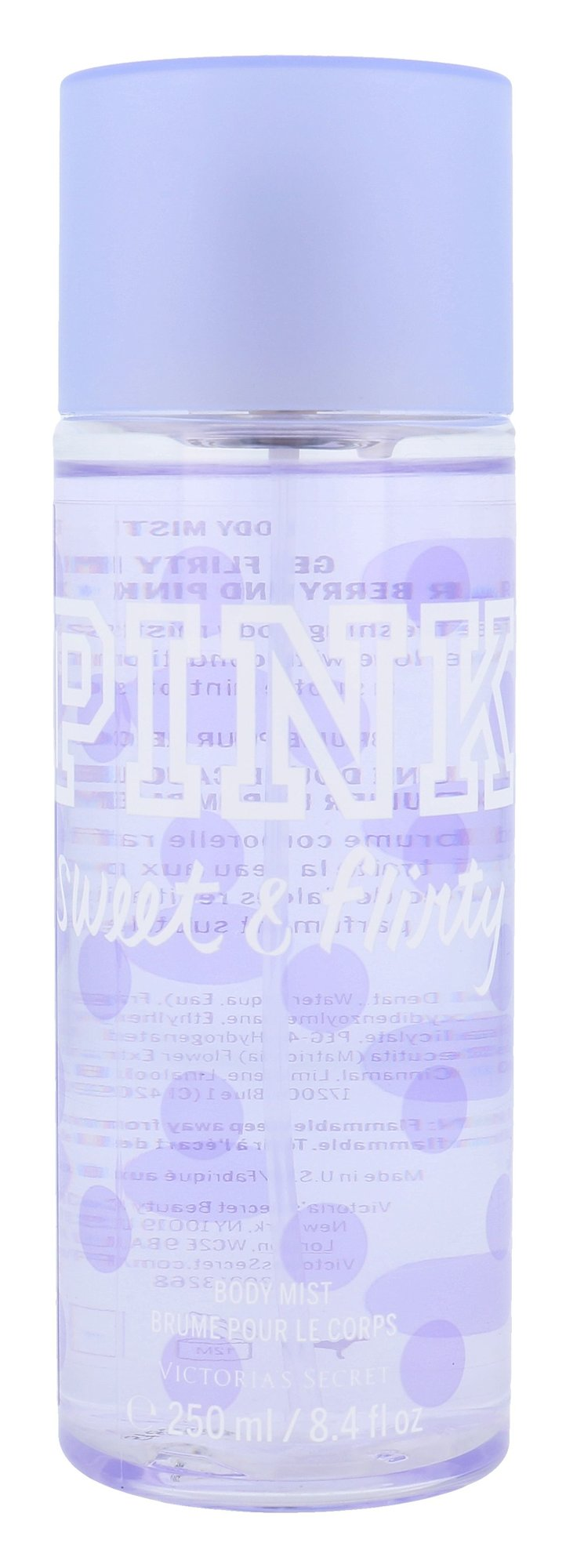 Victoria´s Secret Pink Sweet & Flirty Body veil 250ml