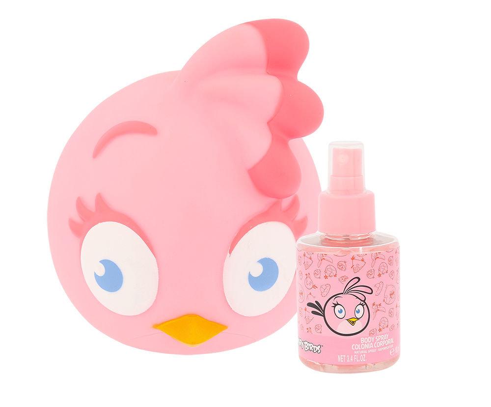 Angry Birds Angry Birds Stella Tělový spray 100ml