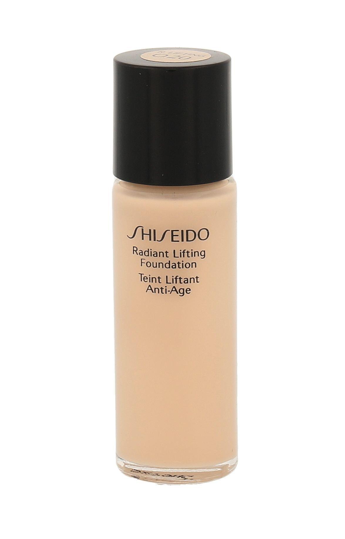 Shiseido Radiant Lifting Foundation Cosmetic 15ml O20 Natural Light Ochre