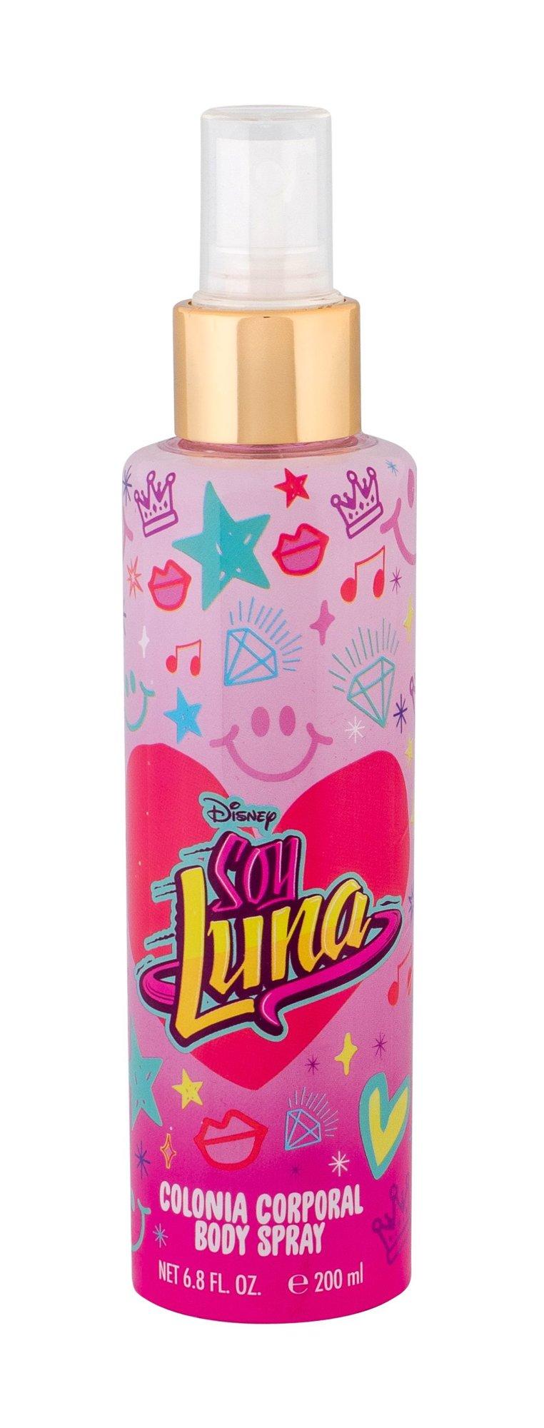 Disney Soy Luna Body Spray 200ml