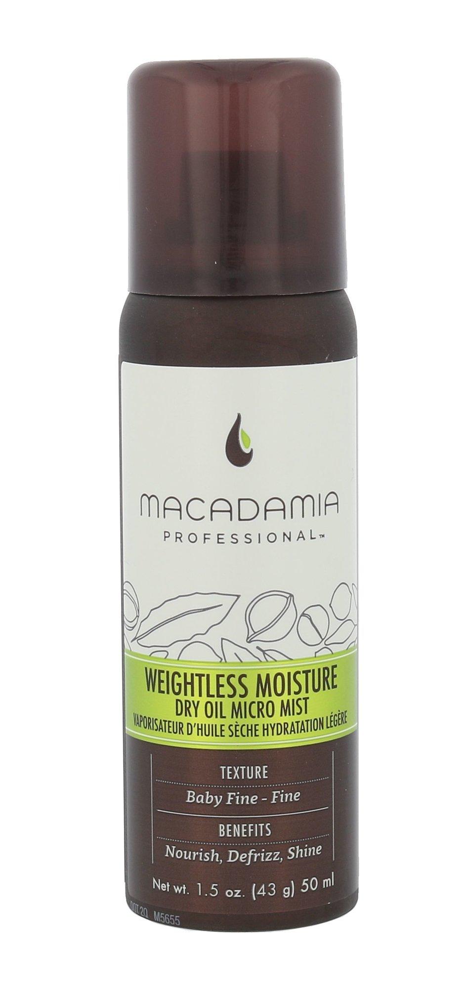 Macadamia Professional Weightless Moisture Cosmetic 50ml