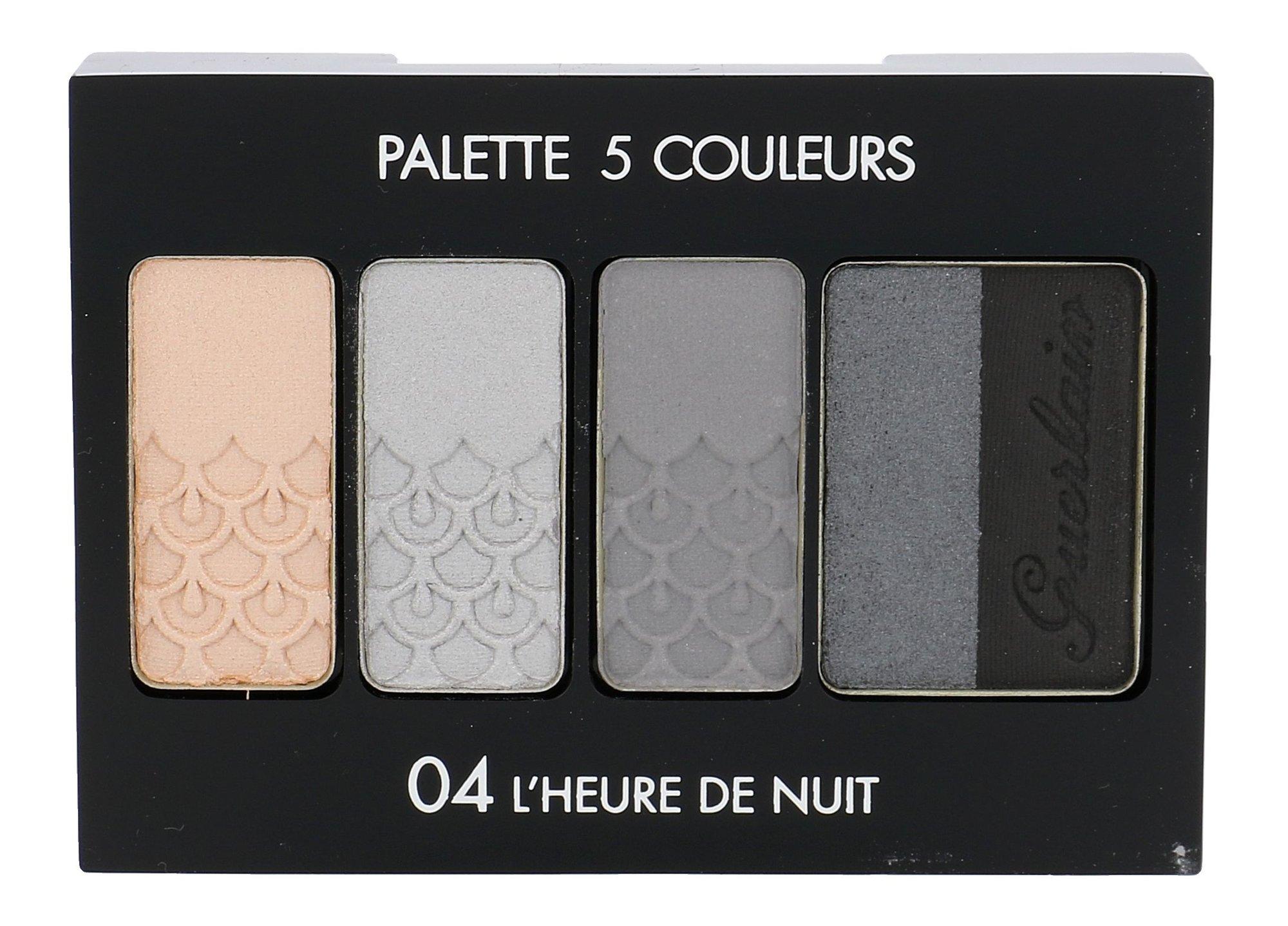 Guerlain Palette 5 Couleurs Cosmetic 6ml 04 L´Heure De Nuit