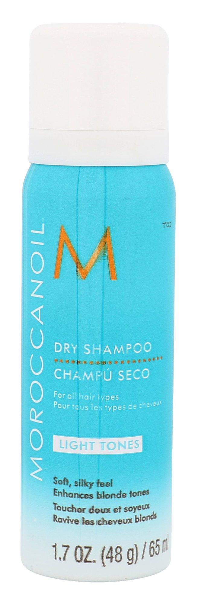 Moroccanoil Light Tones Dry Shampoo Cosmetic 65ml