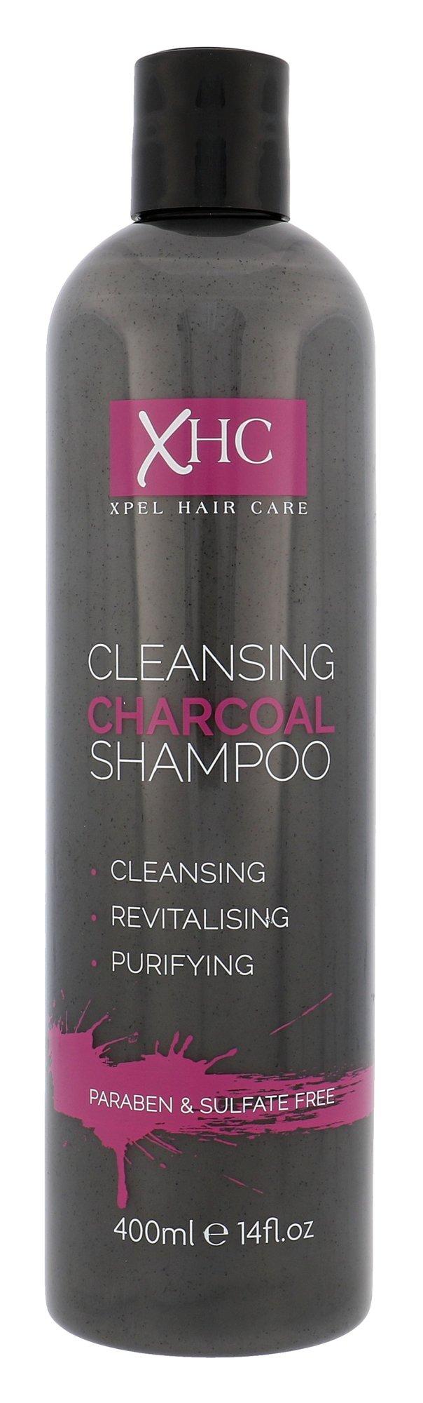 Xpel Charcoal Cosmetic 400ml  Charcoal