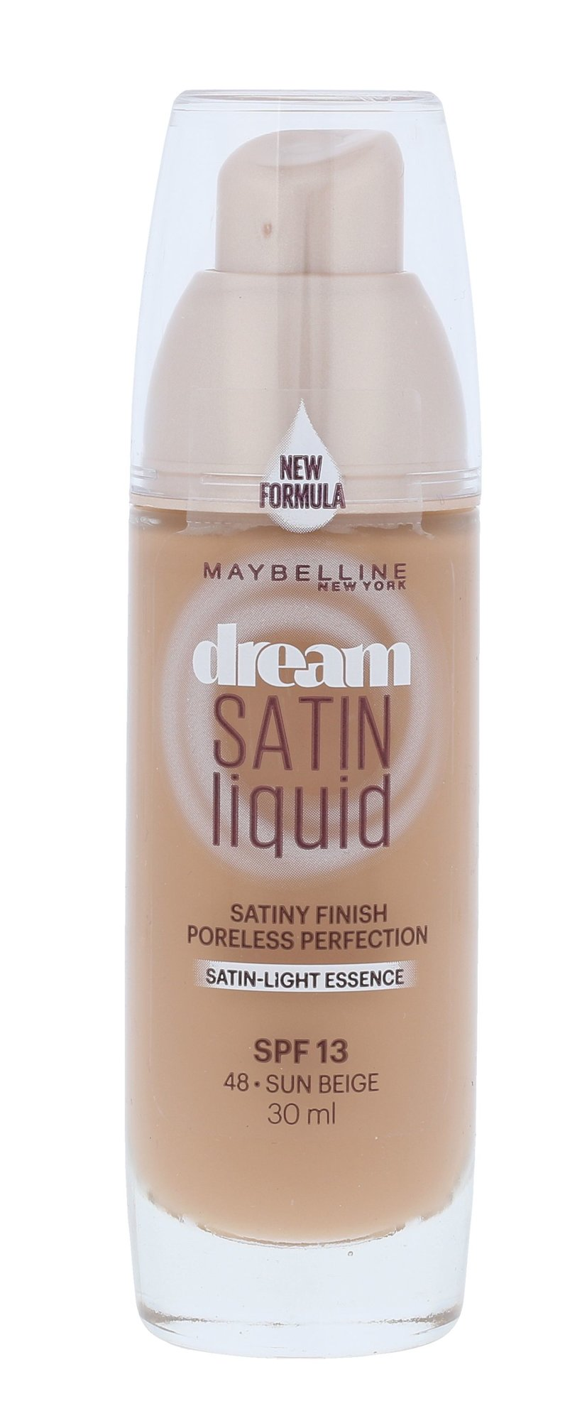 Maybelline Dream Satin Cosmetic 30ml 48 Sun Beige