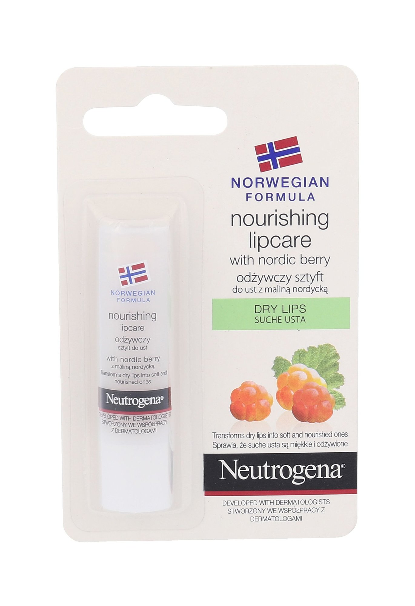 Neutrogena Norwegian Formula Cosmetic 4,9ml  Nourishing
