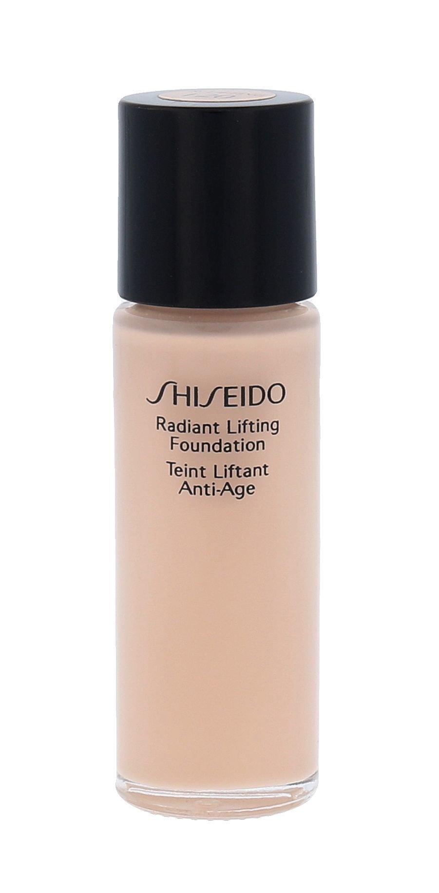 Shiseido Radiant Lifting Foundation Cosmetic 15ml I20 Natural Light Ivory