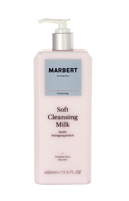 Marbert Soft Cleansing Milk Cosmetic 400ml