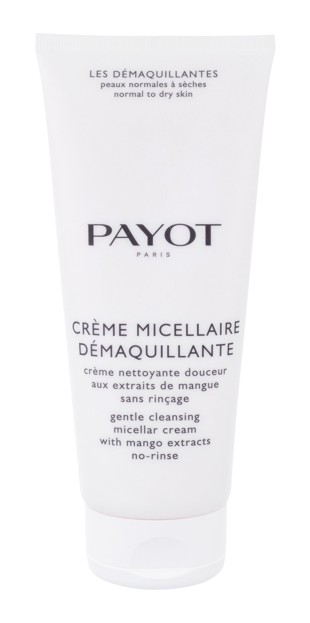 PAYOT Les Démaquillantes Cosmetic 200ml  Gentle Cleansing Micellar Cream