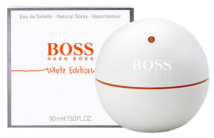 HUGO BOSS Boss in Motion White Edition EDT 90ml
