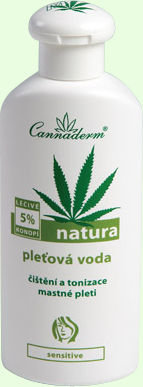 Cannaderm Natura Cosmetic 200ml