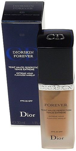 Christian Dior Diorskin Forever Cosmetic 30ml 033 Apricot Beige