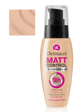 Dermacol Matt Control Cosmetic 30ml 2