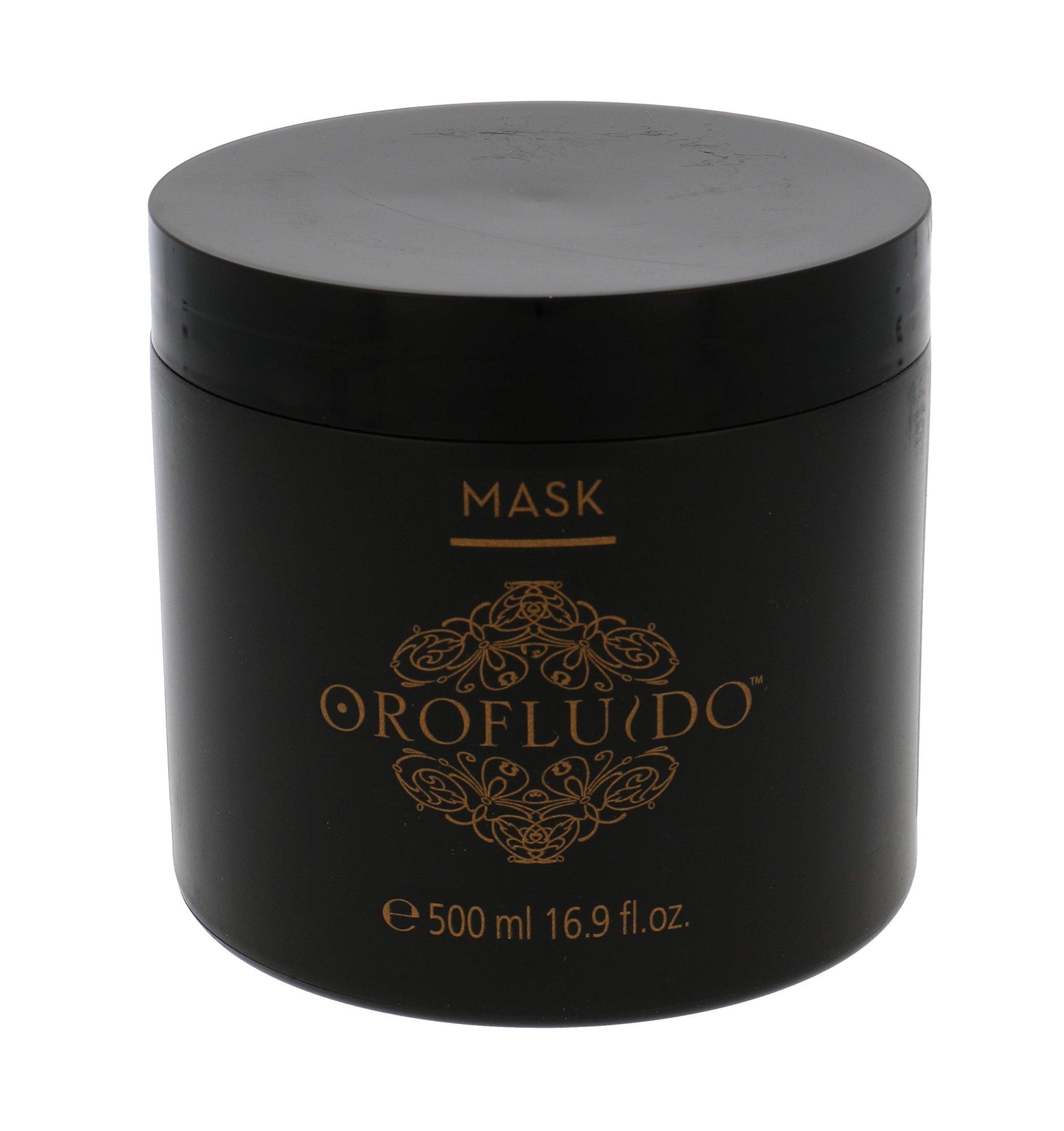 Plaukų kaukė Orofluido Beauty Elixir