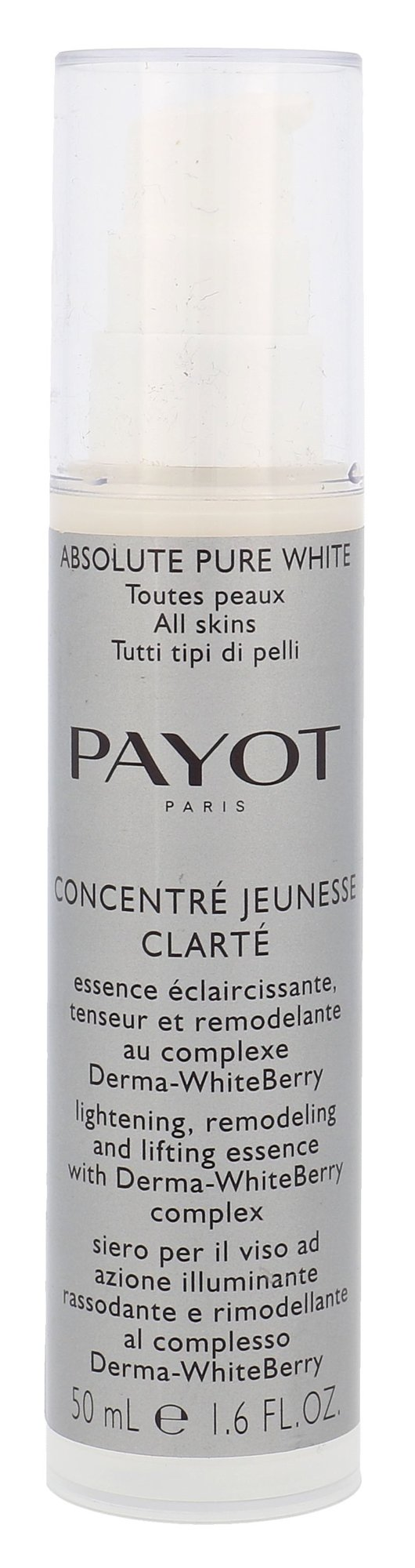 PAYOT Concentre Jeunesse Clarte Cosmetic 50ml